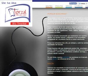Hilos Torzal
